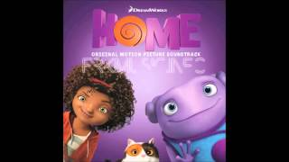 "Rihanna - Dancing In The Dark 1 HOUR (From ""Home"" Soundtrack)"