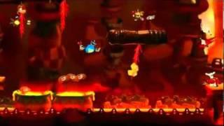 [E3 2011] Rayman Origins Gameplay trailer