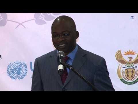 Keynote Address: His Excellency Michael Masutha, Minister of Justice and Correctional Services (1)