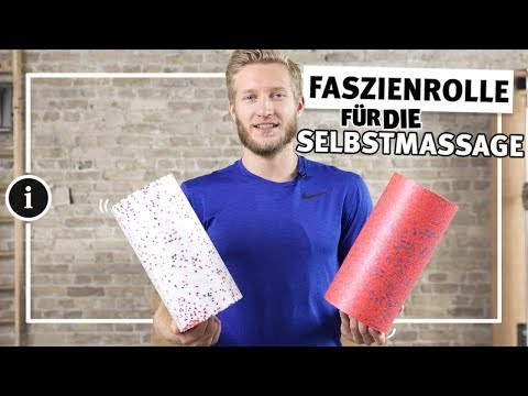 "Video: Sport-Thieme® Faszien-Trainer ""The Roll"""