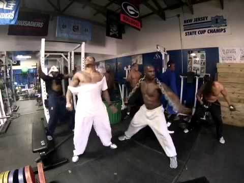Harlem shake (workout mix 140 bpm) by power music workout on.