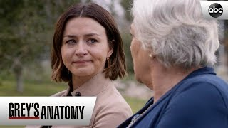 Amelia's Heart-to-Heart with Her Mom - Grey's Anatomy Season 15 Episode 21