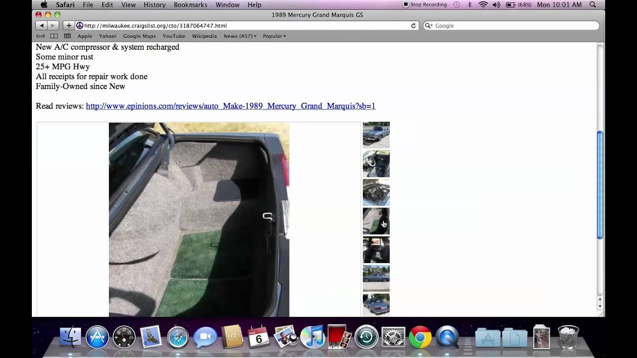 Craigslist Milwaukee Used Cars And Trucks   Honda Accord Models Under $3000  In 2012   YouTube  Craigslist Kenosha