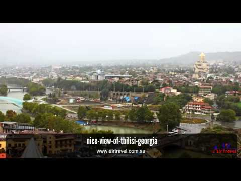 Air Travel | Georgia Tour Package