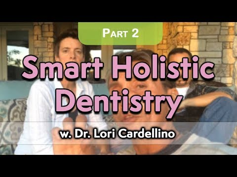 Dr Robert Cassar & Dr Lori Cardellino | NO Anesthesia for my Holistic Dental Visit 2016