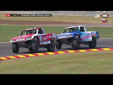 STADIUM SUPER TRUCKS - RACE 1 HIDDEN VALLEY 2017