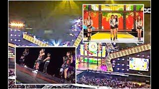 MissA & 2NE1 - I don't need a man & I love you