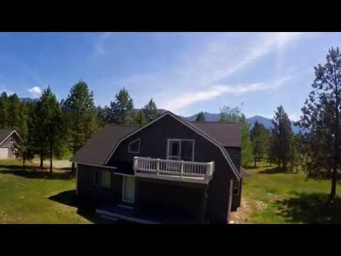 Stylish Home For Sale In Eureka, MT