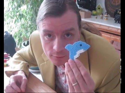 François Michel - Comment fabriquer un désodorisant de voiture en perles Hama