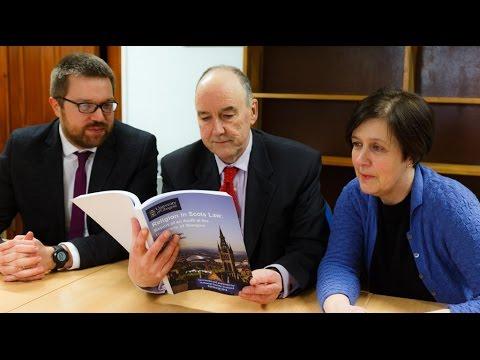 HSS Chief Exec Gordon MacRae on BBC Reporting Scotland