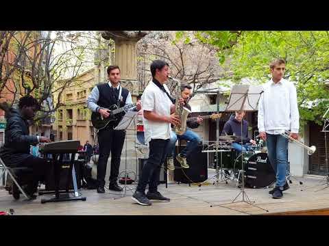 Conservatori Municipal de Música de Manresa. Música al carrer (7 d'abril de 2018) 4