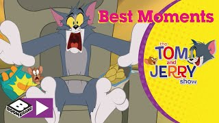 Tom and Jerry | Best Moments with Smart Devices | Boomerang