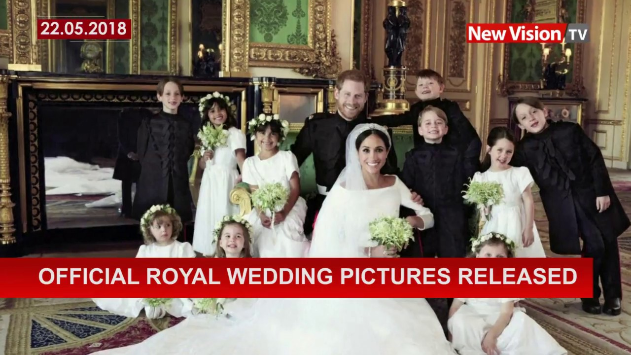 Official Royal Wedding Pictures.Official Royal Wedding Pictures Released