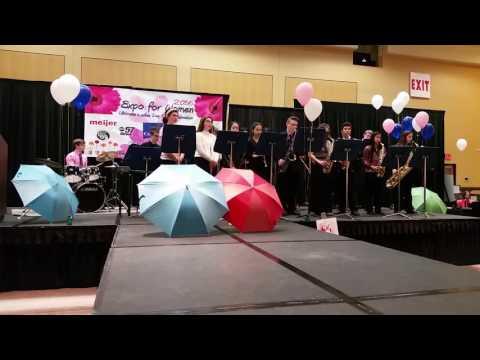 #ExpoforWomen #SouthBend #Indiana Niles Community High School Jazz Band #Michigan