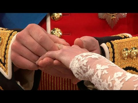 Rare Welsh gold used in royal wedding bands for a century