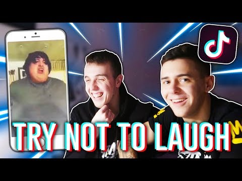 TIK TOK TRY NOT TO LAUGH CHALLENGE vs LayZ