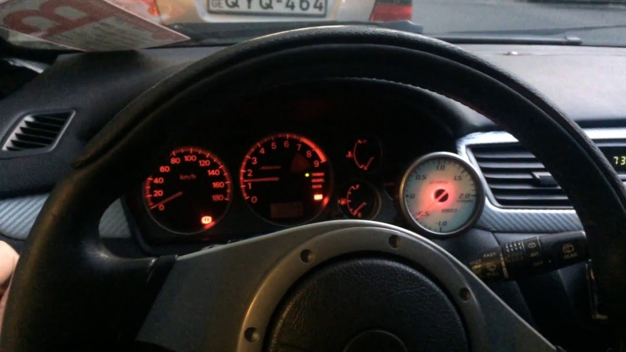 maxresdefault how to install apexi boost gauge evo 4 9 youtube apexi el boost gauge wiring diagram at nearapp.co