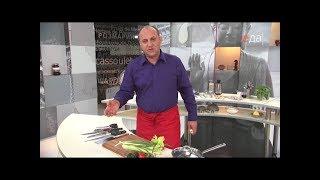 Правильная ОРГАНИЗАЦИЯ ГОТОВКИ: сначала СОБРАТЬ все продукты на столе / Илья Лазерсон