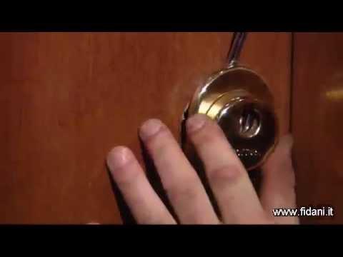 Serrature A Cilindro Europeo Delle Porte Blindate