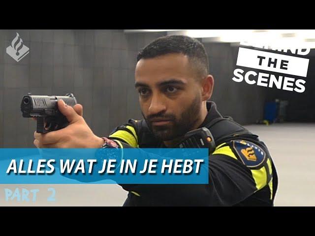 Alles wat je in je hebt. Behind The Scenes   Part 2 - Boksen, Schietbaan en politiehonden