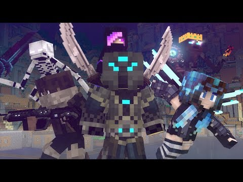 """Goodbye"" - A Minecraft Original Music Video ♪"
