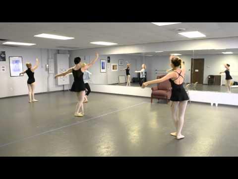Full Ballet Class