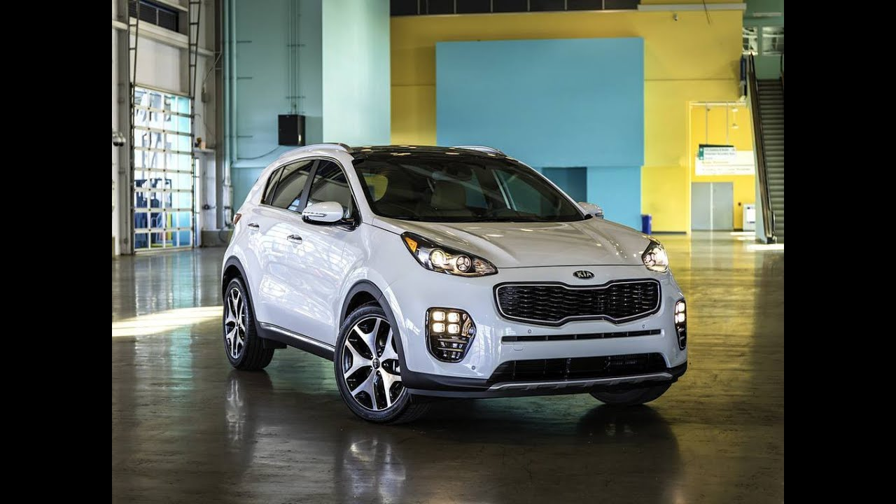 2017 kia sportage kia cars kia dealership youtube