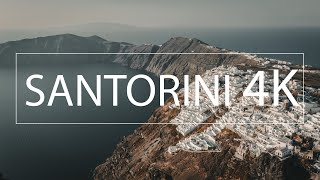 SANTORINI 4K - GREECE 2019