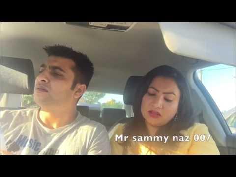 Pati Patni Aur Woh   Punjabi Funny Video   Latest Sammy Naz