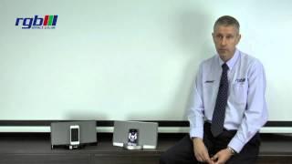 Bose SoundDock Series II & III - SoundDock Digital Music System