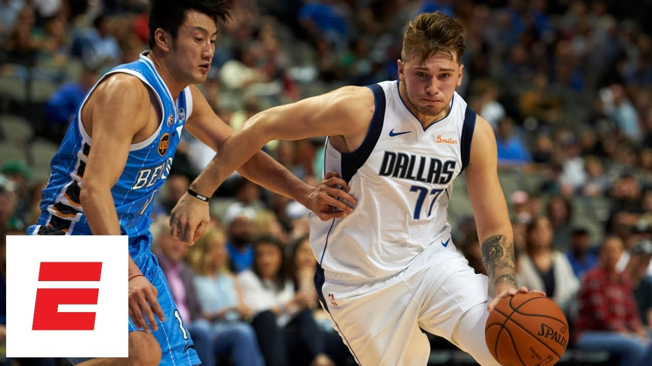 Mavs at Lakers Preview Donuts: How Luka Is Changing Our NBA ...