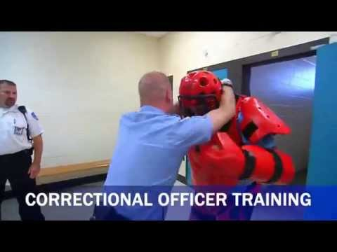 Correctional Officer Training - YouTube