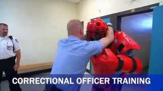 Correctional Officer Training