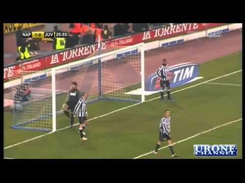 Napoli Juventus  3 0 Auriemma.. UMILIATA LA VECCHIA SIGNORA