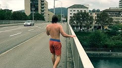 Bridge jumping in Zurich // Kornhausbrücke