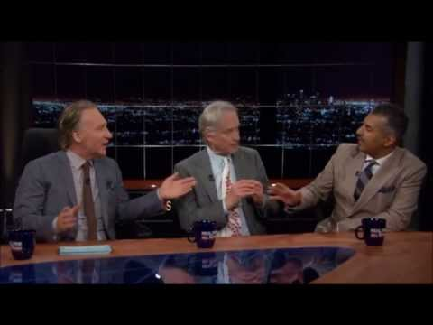 Maajid Nawaz explains the difference between Islam and islamism to Bill Maher and Richard Dawkins