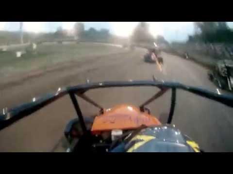 US 24 Speedway 071914 Bradley Jameson Flip