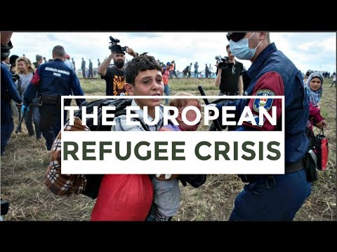 Europe Immigration Crisis and European Refugee Problem