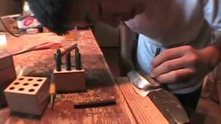 How to stamp a golf club.mov