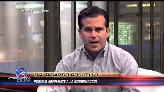 Ricky Roselló propone otro tubo de gas JPD 21/8/2015