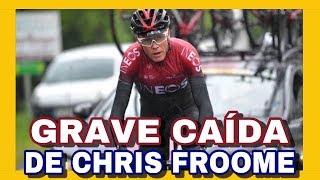 Chris FROOME No Irá Al TOUR DE FRANCIA 2019 🇫🇷