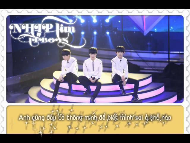 [Vietsub] 20160311?TFBOYS?Nh?p Tim????MP3 ??? Full Song