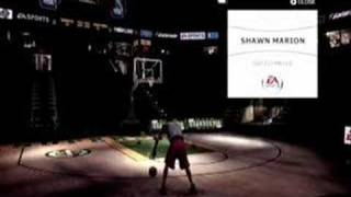 NBA Live 08 Go-To Moves
