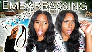 MY MOST EMBARRASSING MOMENTS STORY TIME (crying, evil babysitter, lies)