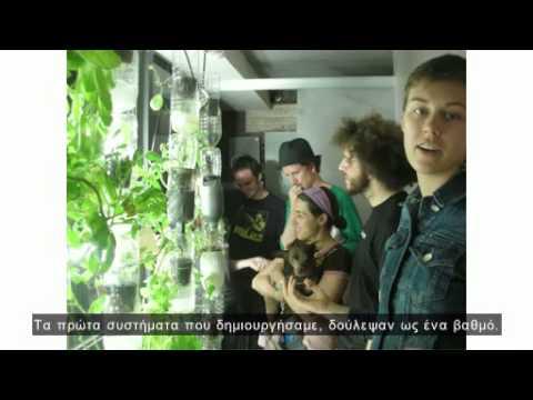 Υδροπονική καλλιέργεια: ένας κήπος σε κάθε διαμέρισμα.