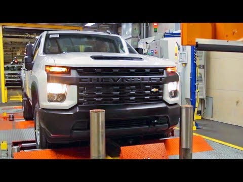 2020 Chevrolet Silverado | Chevrolet New Pick Up Truck