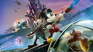 Disney Epic Mickey 2 The Power of Two Gameplay(PC)
