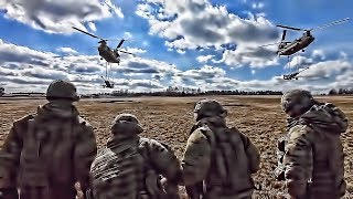Army Air Assault • Helicopters & Howitzers