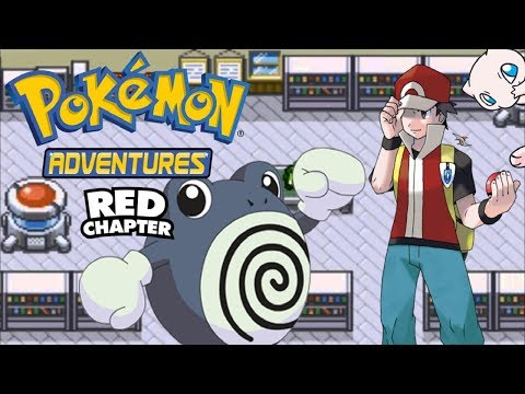 CZY TO NAPRAWDĘ MEW?! - Let's Play Pokemon Adventures Red Chapter #1