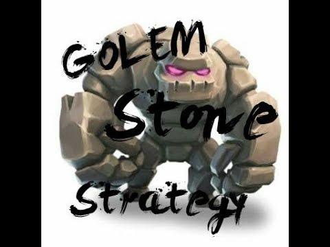 Golem Stone Strategy